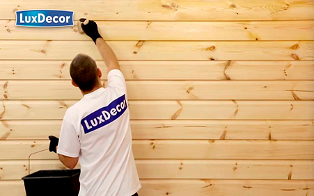 Акция на пропитки LuxDecor